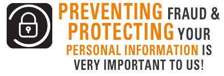 Preventing and Protecting you personal Information