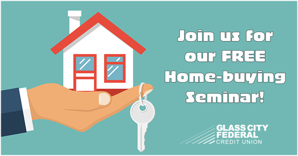 Home-buying seminar graphic