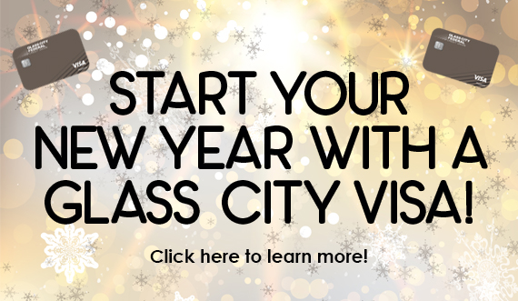Start your new year with a glass city visa!
