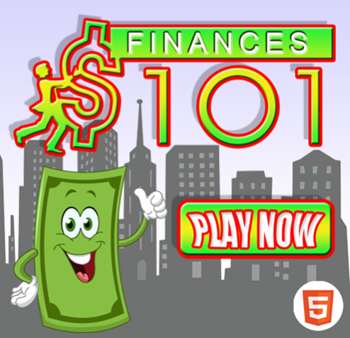 Finances 101 online game