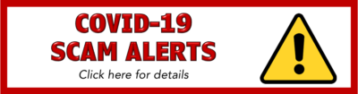 Covid-19 scam alerts click here for details